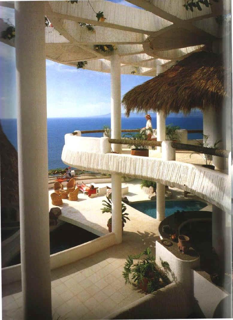 Ocho Cascadas Penthouse Rental Puerto Vallarta Mexico